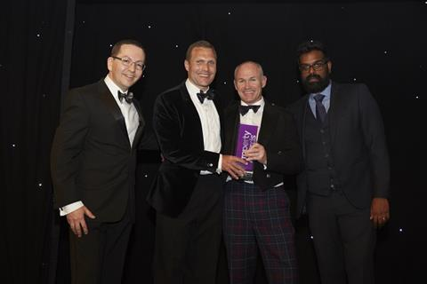 Retail Agecny of the Year Sponsored by NORR